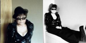 ROCKS*Yoko Ono