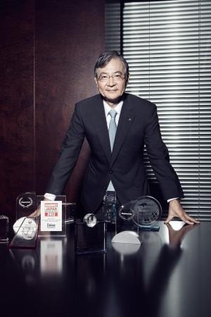 Forbes Japan*Takashi Hibino (Daiwa)