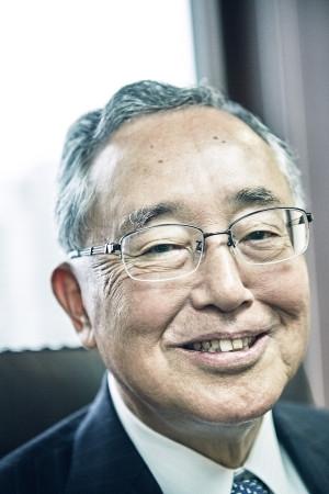 NIKKEI BUSINESS*Yoshihiko Miyauchi (ORIX)