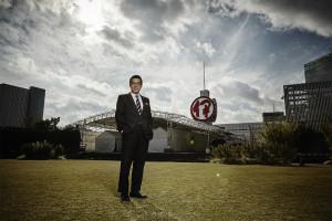 NIKKEI BUSINESS*Hiroshi Onishi